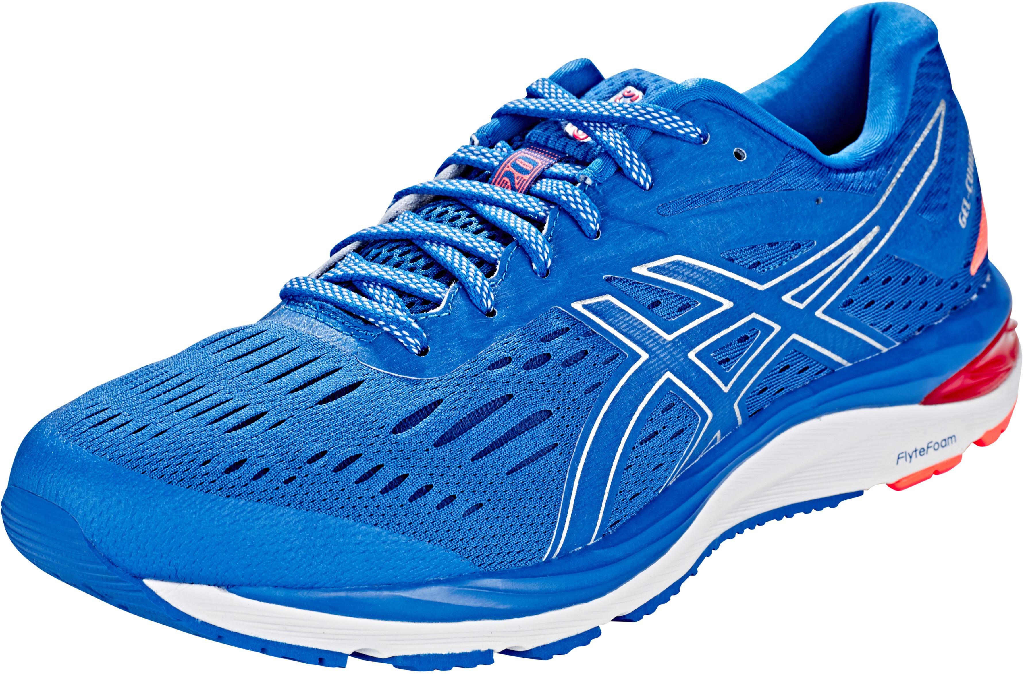 hot sales 27ac1 a890c asics Gel-Cumulus 20 Shoes Men imperial/silver